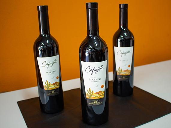 Combo 55 - 3 vinos Cafayate Malbec 750 ml