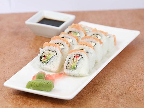 Nasaki roll (10 piezas)