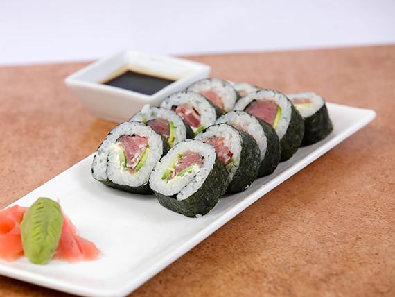 Red maki roll (10 piezas)