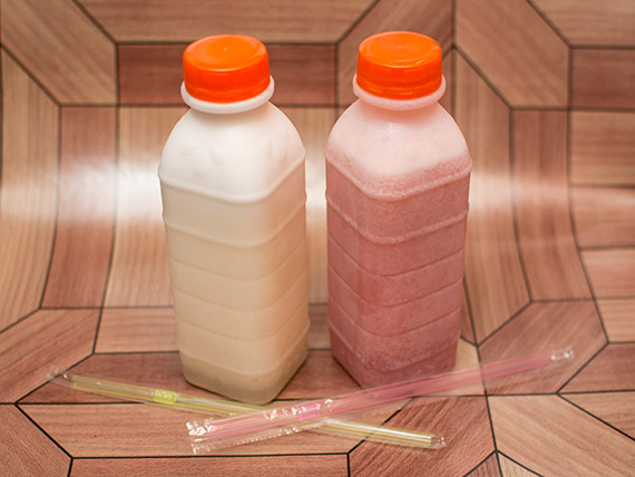 Suco de polpa de fruta 500 ml