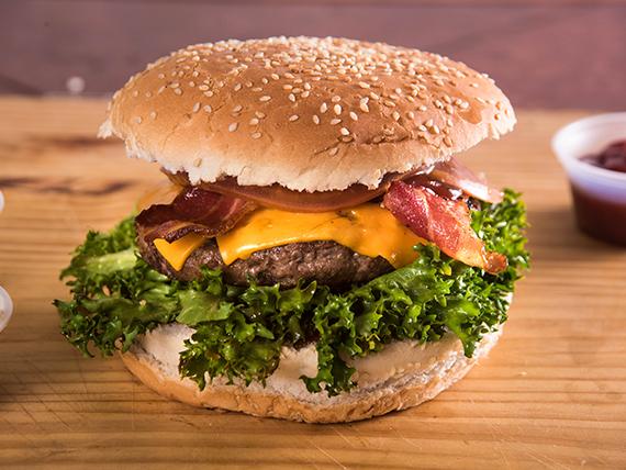 Hamburguesa Pipe sándwich