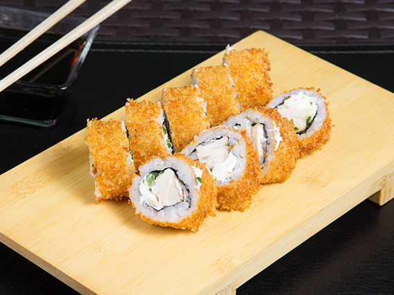 06 - Chicken tori roll