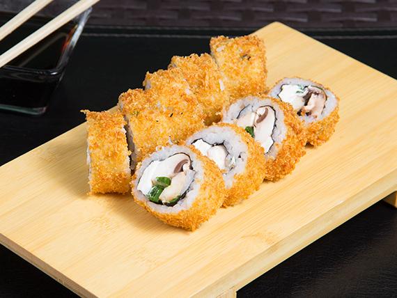 09 - Veggie furai roll (8 piezas)