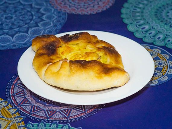 Fatay cebolla y queso