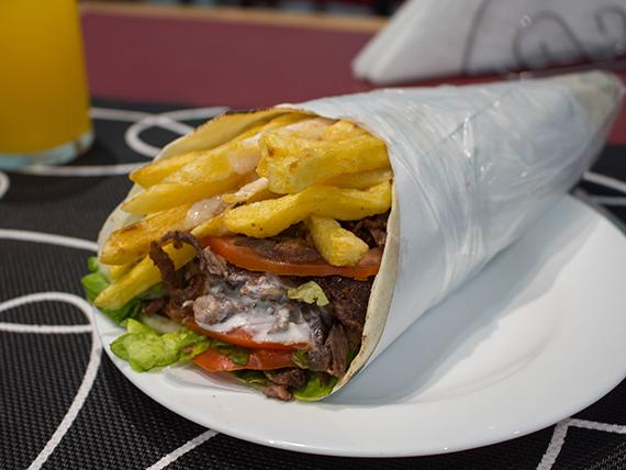 Shawarma gigante