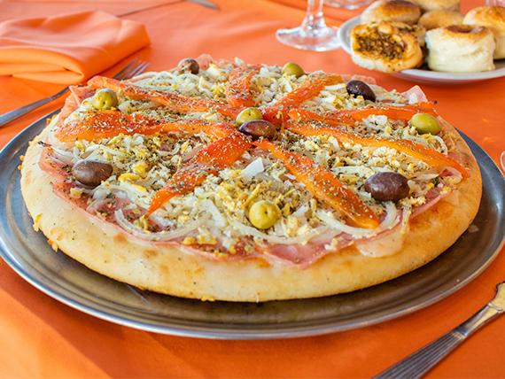 Pizza especial Caserita