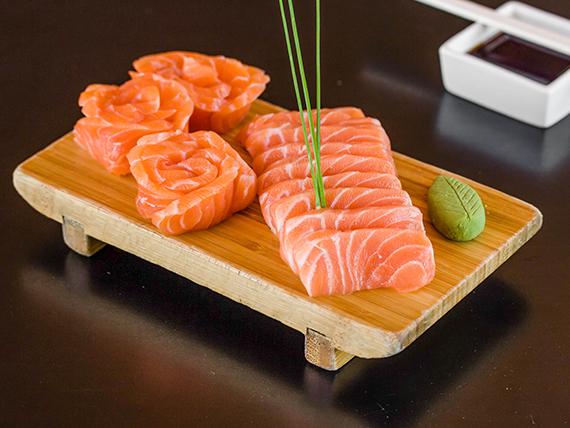 15 - Sashimi sake (9 cortes)