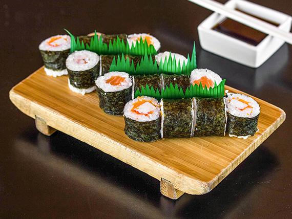 82 - Hosomaki sake maki (8 unidades)