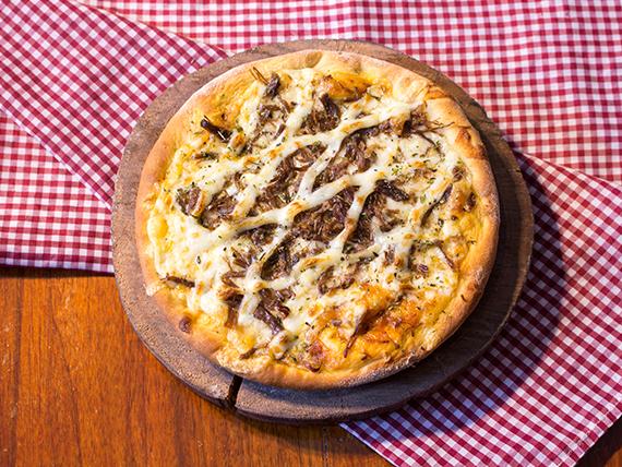 30 - Pizza nordestina família