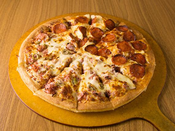 Escolha sua Pizza Pan
