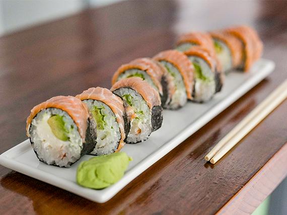 Kioto roll (9 piezas)