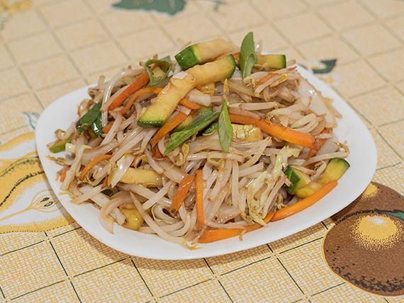 Chop-suey con verduras