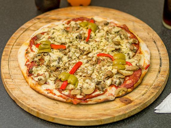Pizza especial de la casa