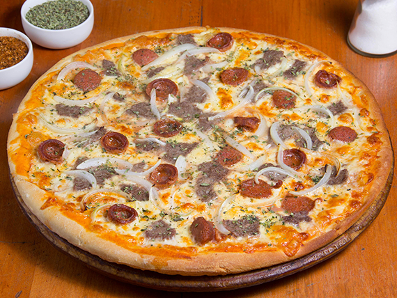 Pizza fantástica
