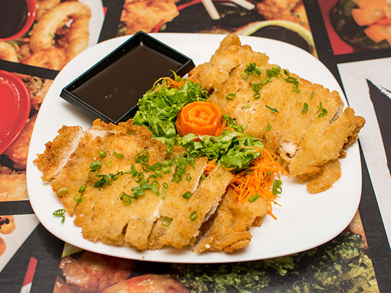 74 - Chicken fry
