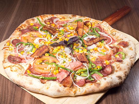 40 - Pizza portuguesa