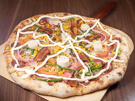33 - Pizza à moda