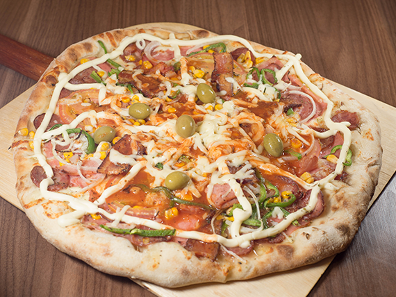42 - Pizza 4 carnes