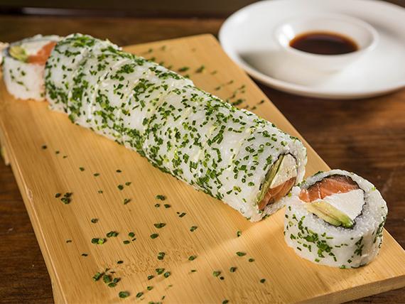California sake roll (10 unidades)