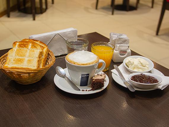Desayuno o merienda - Classico