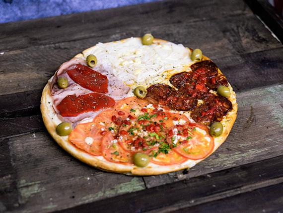 Picada de pizza