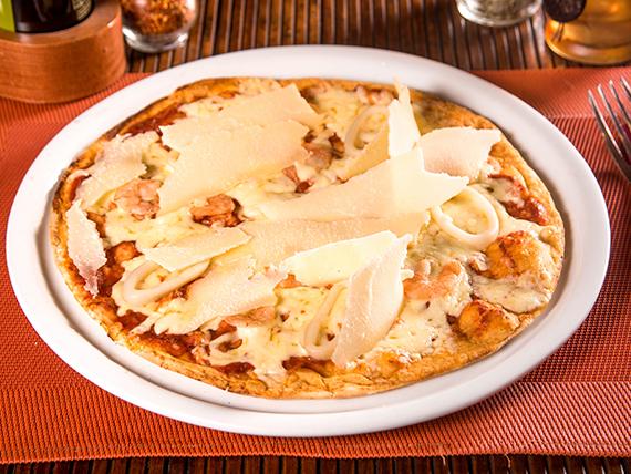 40 - Pizza Mediterránea