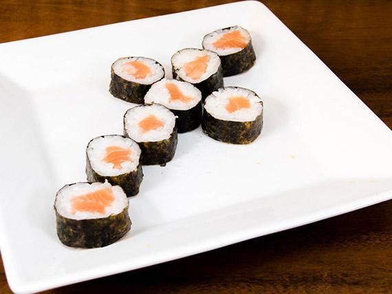 31 - Maki salmão (8 unidades)