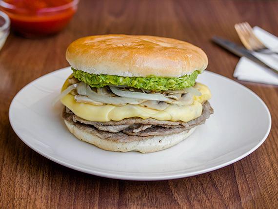 Sándwich chef