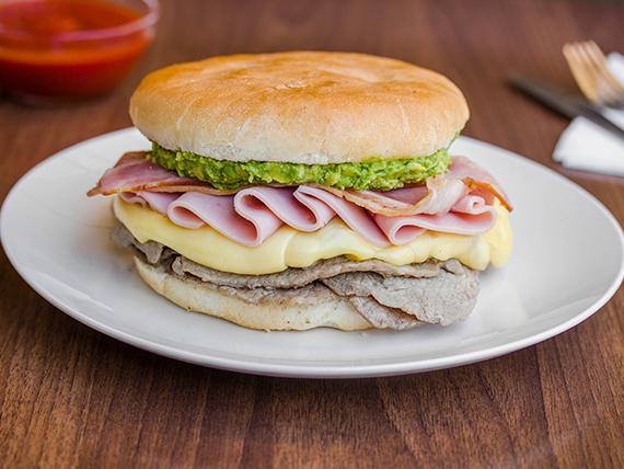 Sándwich americano
