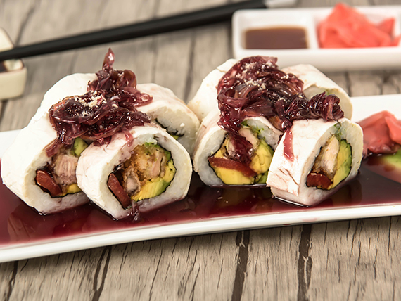 Mixtura roll (8 bocados)