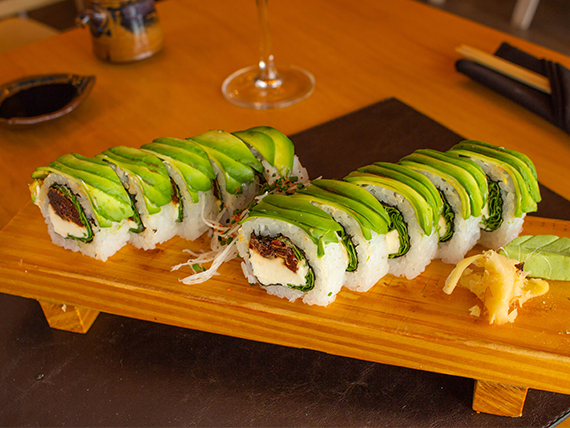 Green roll (10 unidades)