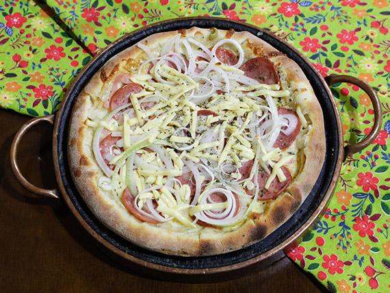 Pizza do pizzaiolo