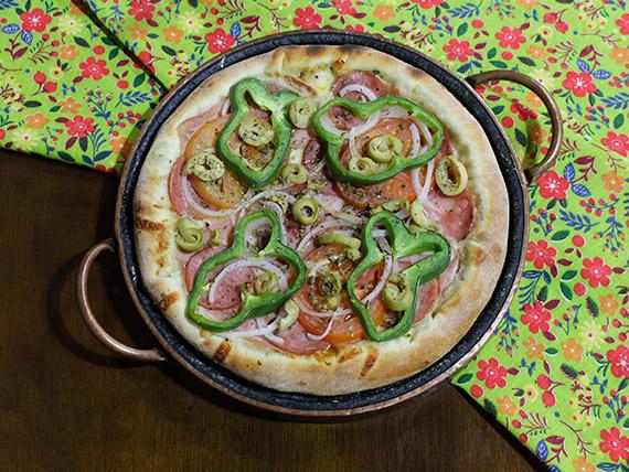 Pizza à moda