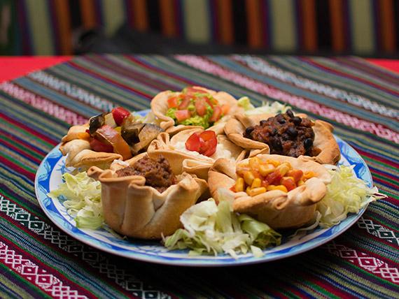 Tartines Oaxaca (6 unidades)
