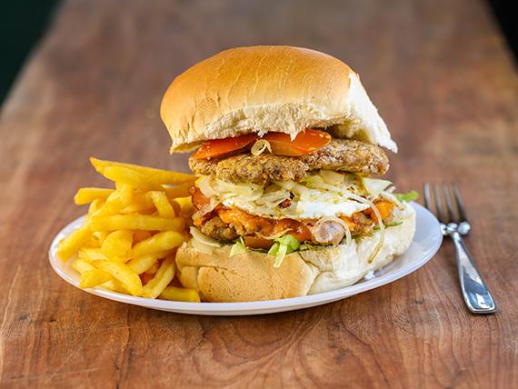 Martes & Jueves - ZotaBar Burger