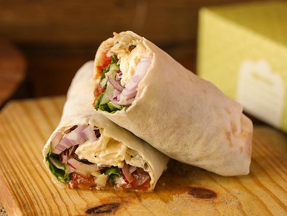 Kebab griego