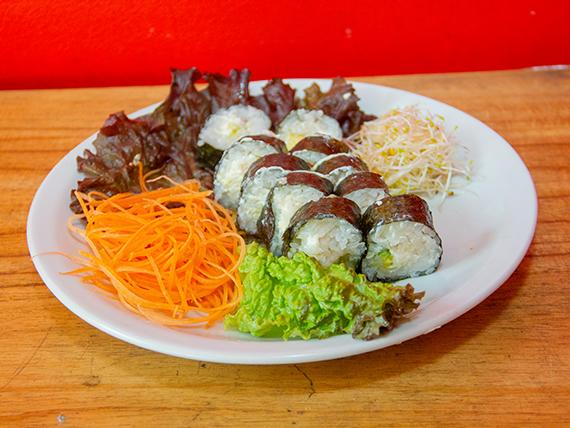 Shrimp maki (10 piezas)