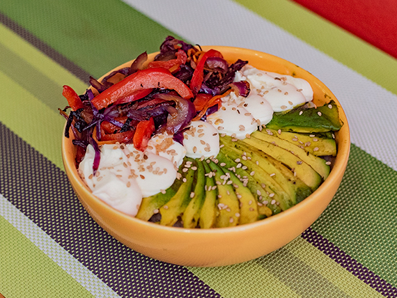 Salads veggie