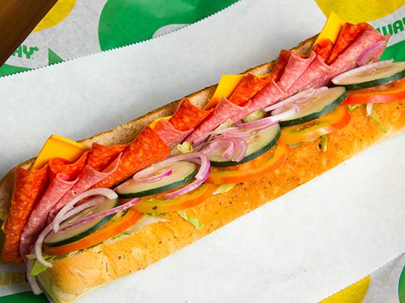Subway toscano (30 cm)