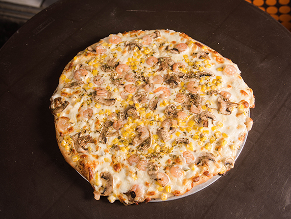 Pizza de la casa