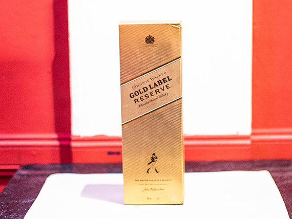 Johnnie Walker Gold label 750 ml