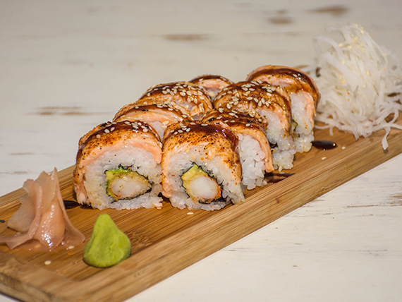 Spicy roll (8 unidades)