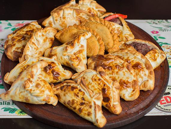 Promo - 15 empanadas