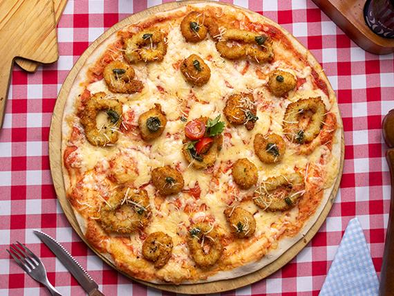 Pizza frutti di mare familiar (60 cm)