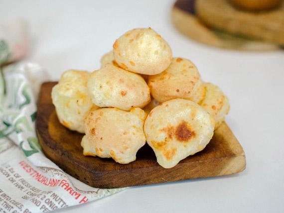 Pan de queso (10 unidades)