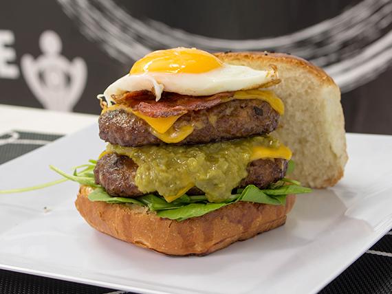 Shaggy Burger