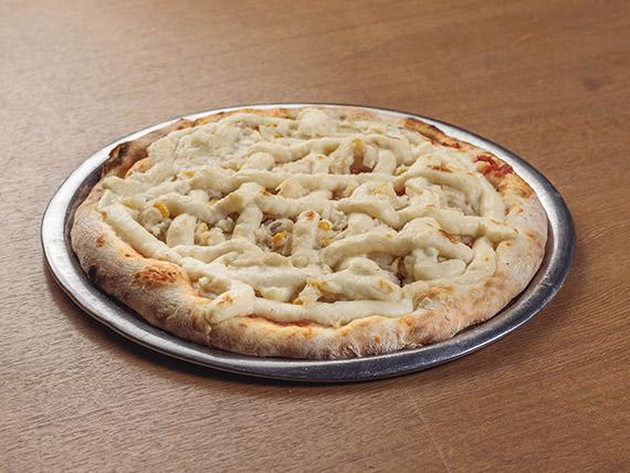 Pizza humita (8 porciones)