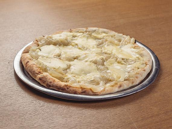 Pizza fugazza I (8 porciones)