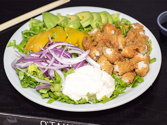 Bittersweet salad