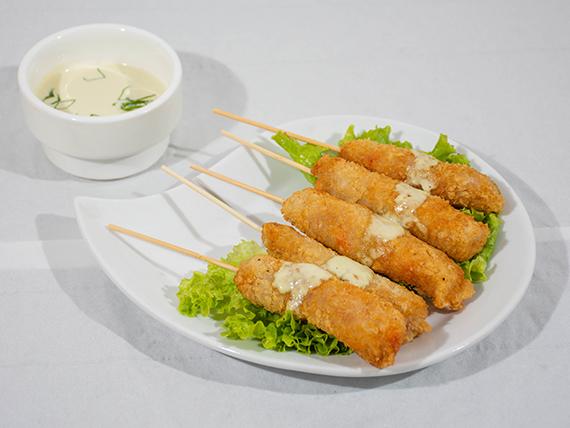 Ebi furai roll (5 unidades)